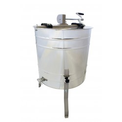 Tangential honey extractor, Ø600mm, 4-frame, manual drive, OPTIMA